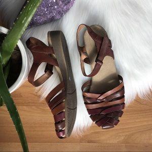 d33d3b8817c Women s Clarks Ankle Strap Sandals on Poshmark